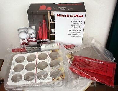 KitchenAid Family Set / Kit unbenutzt