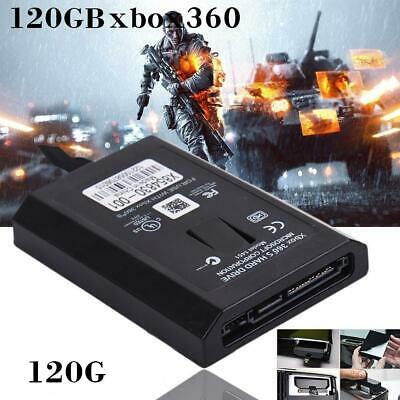 New 120GB Internal HDD Hard Drive Disk for Xbox 360 E Xbox 360 Slim Console