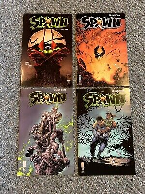 Spawn #91, 92, 93, and 94 ( 4 comic set) - all NM or better!
