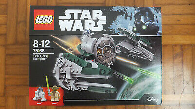 LEGO  STAR WARS Notice 75168 NEUF NEW Yoda/'s Jedi Starfighter Instruction