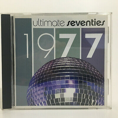 Time Life Music Ultimate Seventies 1977 CD Fleetwood Mac Foreigner James Taylor