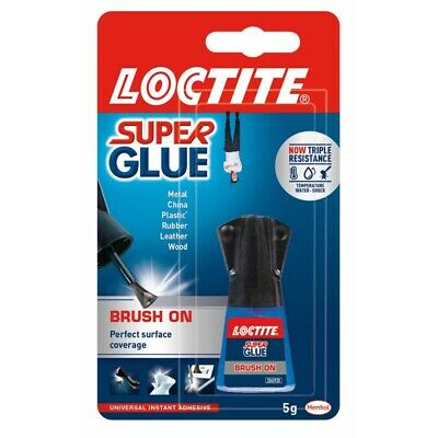 Super Glue Brush On Loctite Triple Resistance Easy Application With Brush