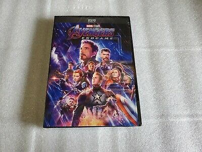 Avengers: Endgame (DVD, 2019) Free First Class Shipping! Arrives in 2-3 Days