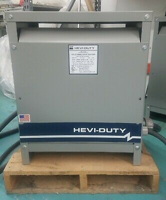 EGS HEVI-DUTY Shielded General Purpose Transformer ET81H45S 45KVA 3 Phase