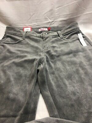 Girls So Stretchy Gray Jeggings Size 16 New!!!!Comfy