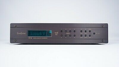 Fanfare FT-1A Digital/Analog FM Radio Tuner - Reference Monitor