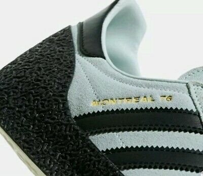 Adidas Originals Montreal 76 Mint green. UK 6 Brand new in box with tags.