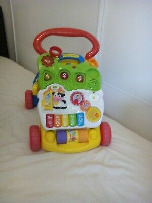 VTech Baby First Steps Baby Walker (8061763). In great condition