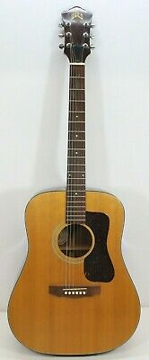 GUILD D35NT Acoustic 6 String Guitar - Fast Shipping
