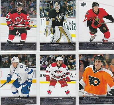 2015/16 Authentic UD Young Guns Rookie Cards  U-Pick + FREE COMBINED SHIPPING!