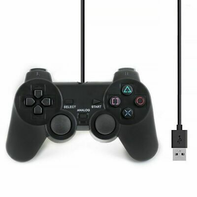 PS3 PC Wired  Msonic USB 2.0 Game Gaming Controller Gamepad Joypad for PC Laptop