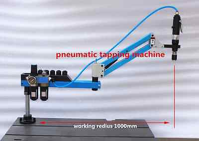 New Vertical Type Pneumatic Air Tapping Machine M3-M16 1000mm na