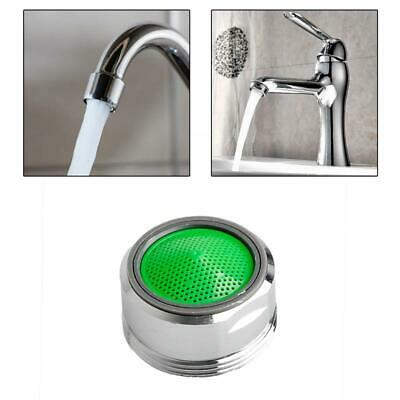 23.5mm Brass Water Saving Spout Faucet Tap Nozzle Aerator Filter Sprayer New