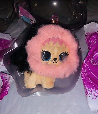 NEW LOL Surprise Winter Disco Fluffy Pets - Ra Ra Skunk All Accessories SEALED