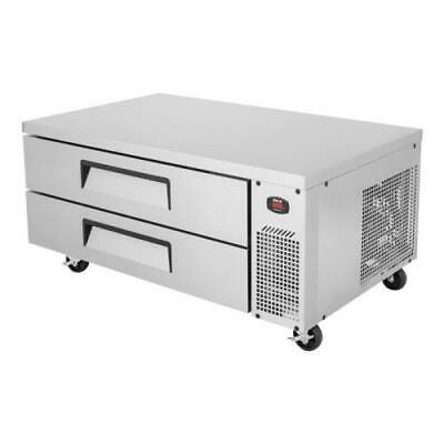 Turbo Air - TCBE-52SDR-N - 2-Drawer 52 in Refrigerated Chef Base