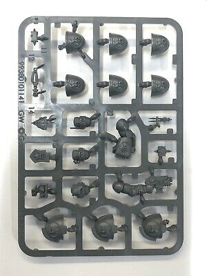 Warhammer 40k Imperial Fist Primaris Space Marines Upgrade Sprue New