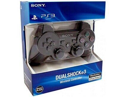 Nip Sony PS3 Controller PLAYSTATION 3 Dualshock Wireless Pad Six Axis New