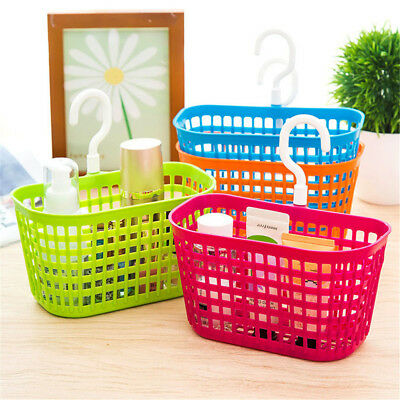 1pc Bathroom Basket Hanging Cleanser Shampoo Tower Storage Contain~GN