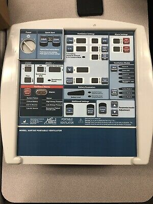 Allied Healthcare Products APH300 Portable Ventilator