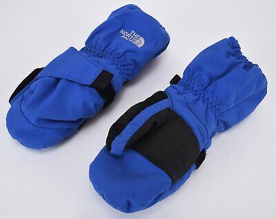 The North Face Size 3T Toddler Mittens TNF Kids Gloves