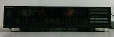 Technics SH-8058 Stereo Graphic Equalizer