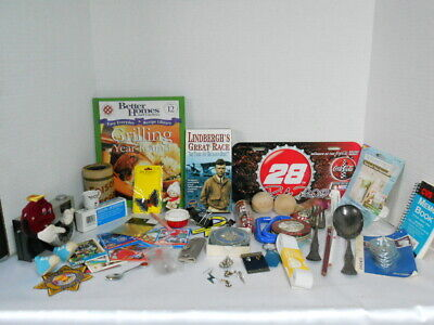 Junk Drawer & Closet Clean Out Lot #6 New, Old, Vintage, Antique, Collectibles