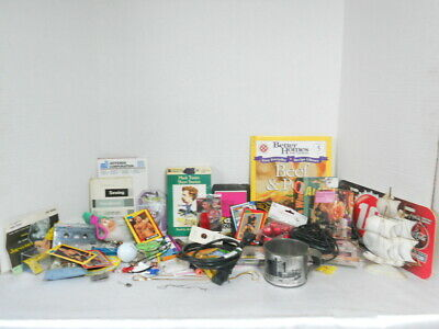 Junk Drawer & Closet Clean Out Lot #9 New, Old, Vintage, Antique, Collectibles