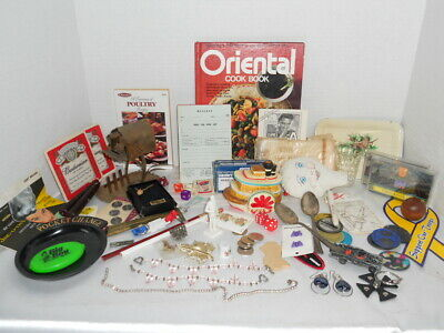 Junk Drawer & Closet Clean Out Lot #5 New, Old, Vintage, Antique, Collectibles
