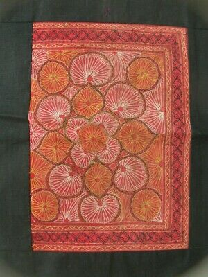 Chinese Miao People's old  Hand Embroidery