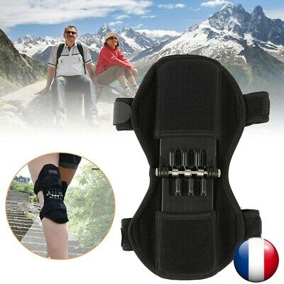 Power Genouillères de Soutien Articulaire Rebound Spring Force For Fitness Tools