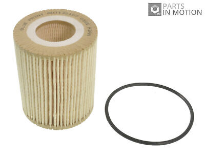 LAND ROVER DISCOVERY 3.0 2x Oil Filters 2010 on ADJ132107 Blue Print LR013148