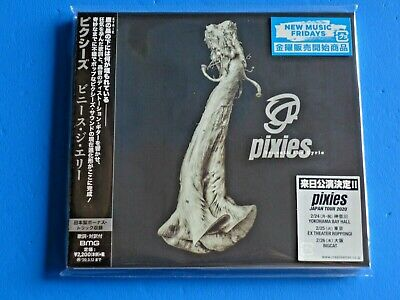 2019 JAPAN CD PIXIES BENEATH THE EYRIE w/BONUS TRACK FOR JAPAN