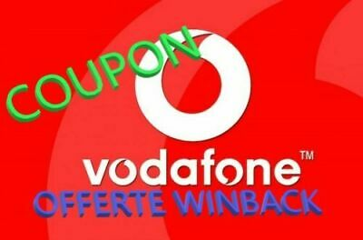 Coupon Passa A Vodafone Con  Unlimited 7  E Special 50 Gb - 1 Mese Gratis
