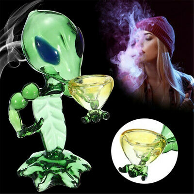 Aliens Hookah glass pipe glass bong glassware water pipes smoking pipes