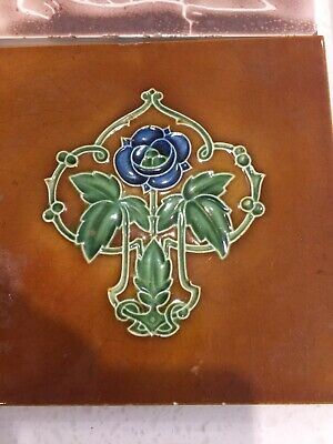Art Deco Tiles Two Available