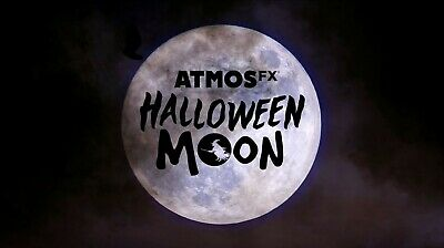 Halloween Moon AtmosFx Projection Digital Download Halloween