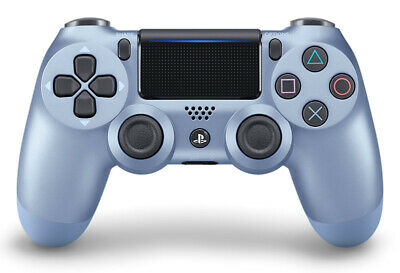 Sony PS4 Playstation 4 Controller DS4 Dualshock 4 V2 Titanium Blue