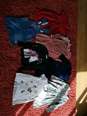 Girls Clothes Bundle, Age 5-6 Yrs, Next, Ted Baker, Mayoral, M&S