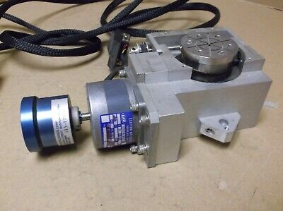 "Ferrofluidics Corp Rotary Positioning Stage 2"" with Stepper Motor"