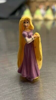 Rapunzel Bullyland Disney Princess Cake Topper Toy Figure - New Free Postage
