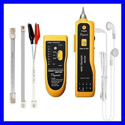 Cable Tester XQ 350 Wire Tracker RJ45 RJ11 Network Telephone Phone Finder Ethern