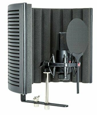Se Electronics X1 S Studio Bundle Condenser Microphone Reflection Filter