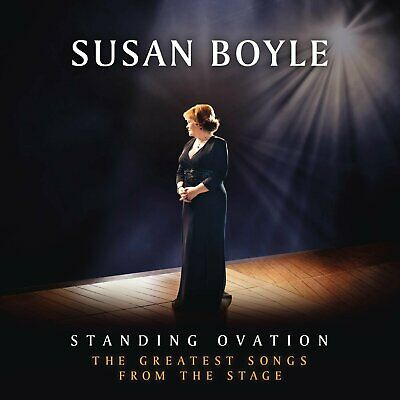 Susan Boyle - Standing Ovation: Greatest Songs From The Stage (2012)  CD  NEW