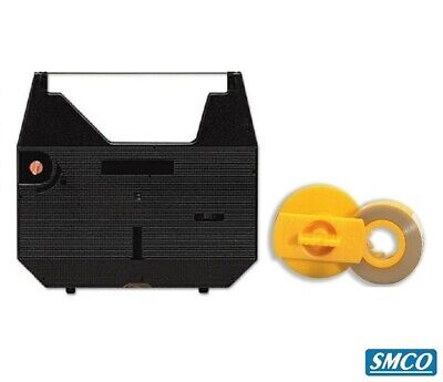 BROTHER AX100 CASSETTE RIBBON Lift Off Tape TYPEWRITER Quality Compatible BySMCO