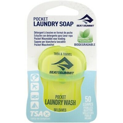 Sea to Summit Trek & Travel Pocket Laundry Wash 50 Leaf