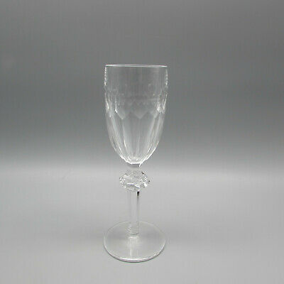 SET OF FOUR - Waterford Crystal CURRAGHMORE Sherry Wine Glasses