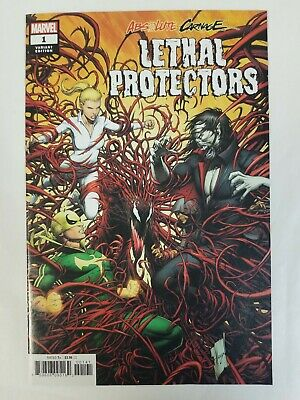 Absolute Carnage Lethal Protectors #1 1:50 Dale Keown Variant Cover VF