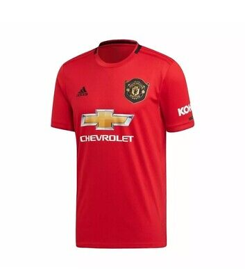Manchester United Home Shirt 19/20. Size Medium. Brand New With Tags.
