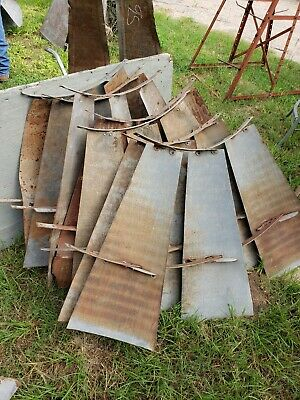 Vintage Authentic Farm Windmill Blade 1 Three blade  SECTION for 8  foot  mill