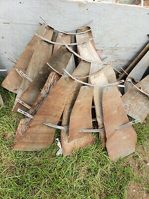Vintage Authentic Farm Windmill Blade 1 Three blade  SECTION for 6 foot  mill